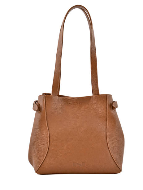 Shopper Maela Leather Nathan baume Brown cruise N1721035