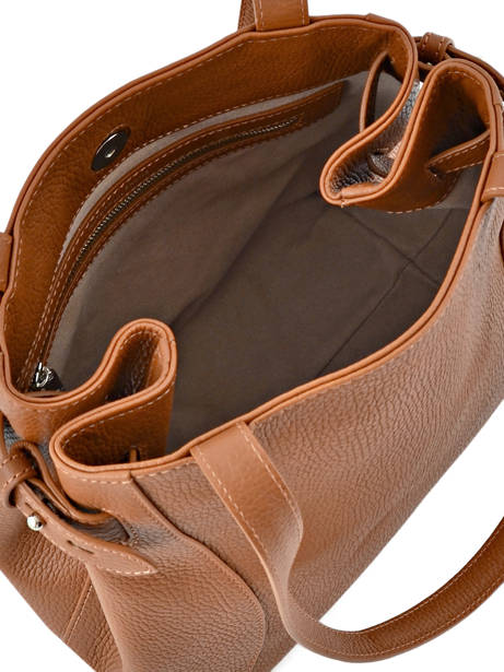 Shopper Maela Leather Nathan baume Brown cruise N1721035 other view 4