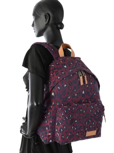 Backpack 1 Compartment Eastpak Violet aminimal AK620JAC other view 2