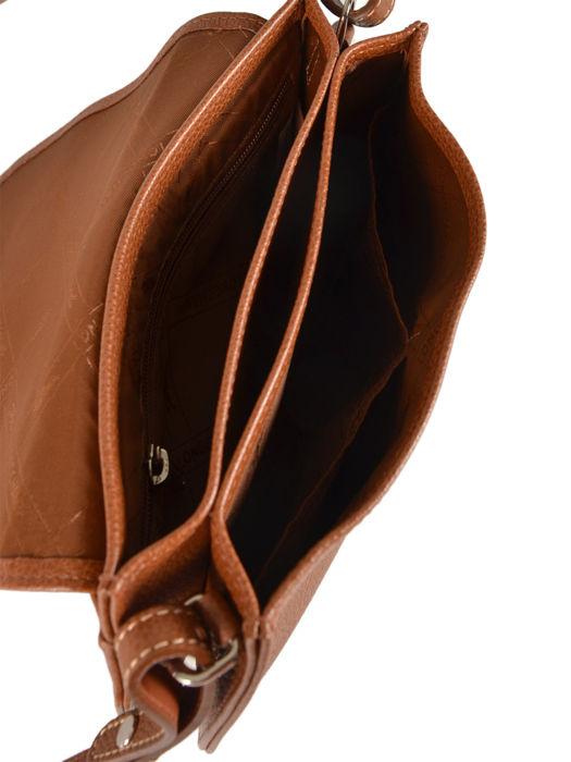 Longchamp Le foulonné Sacs porté travers Marron