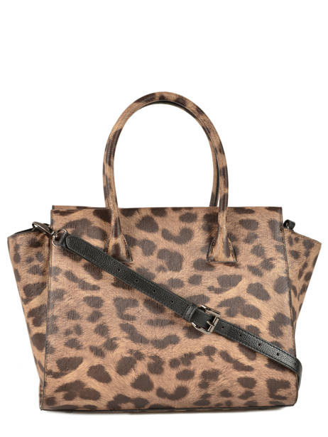 Sac Trapeze Bethany Paul's boutique Marron allcroft BETALL vue secondaire 3