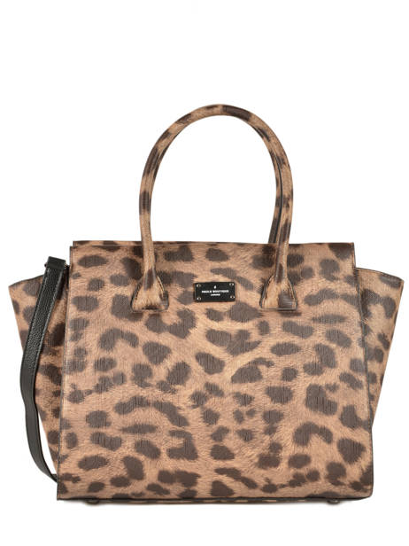 Sac Trapeze Bethany Paul's boutique Marron allcroft BETALL