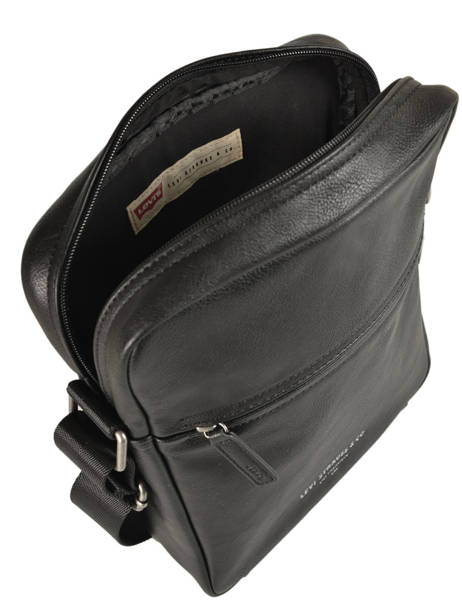 Crossbody Bag Levi's Black vegan 226909 other view 4