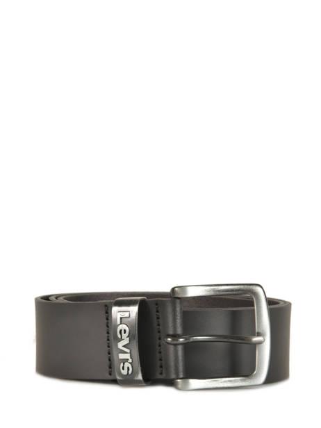 Ceinture Levi's Noir accessoires 227080