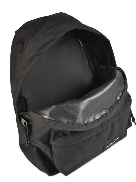 Backpack 1 Compartment A4 Eastpak Black EK620 other view 4