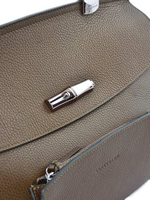 Longchamp Longchamp madeleine Besaces Vert