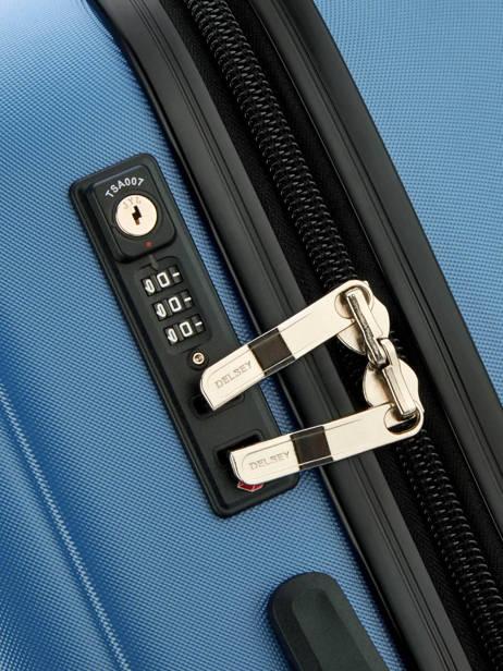 Hardside Luggage Segur Delsey Blue segur 2038820 other view 2