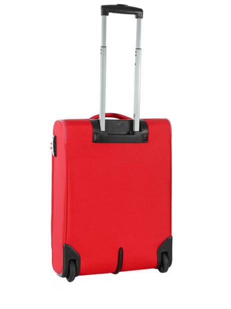 valise cabine american tourister funshine red en vente au meilleur prix. Black Bedroom Furniture Sets. Home Design Ideas