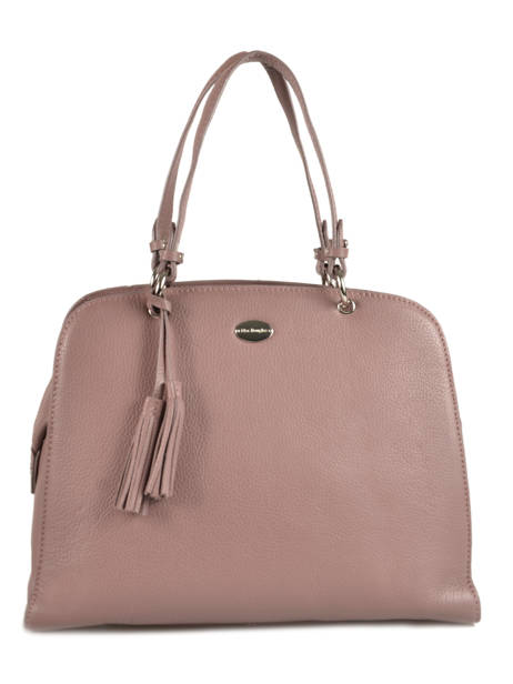 Sac Shopping Vesuvio Cuir Mac douglas Marron vesuvio FLOVES-M