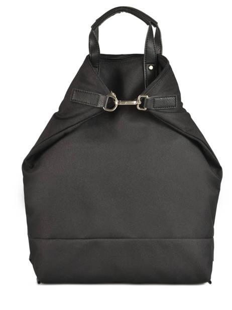 Backpack A4 Jost Black bergen 1127