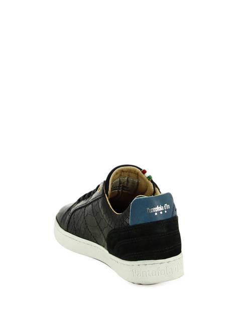 Canaverse Rag Pantofola d'oro Noir baskets mode 10163050 vue secondaire 3