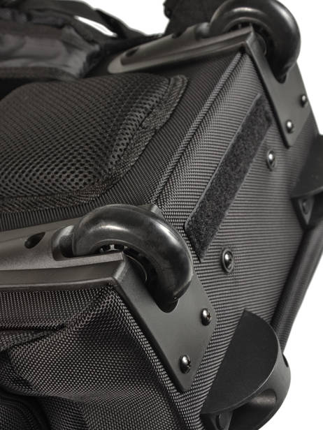 Wheeled Backpack 2 Compartments + 17'' Pc Davidt's Black chase 257047 other view 1