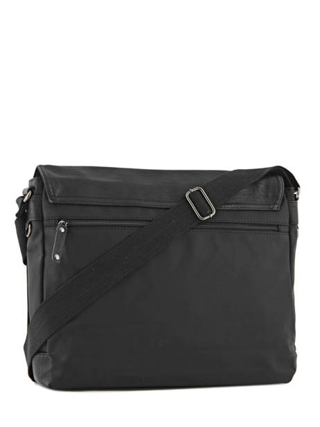Crossbody Bag A4 Miniprix Black manhattan 819-5A other view 2