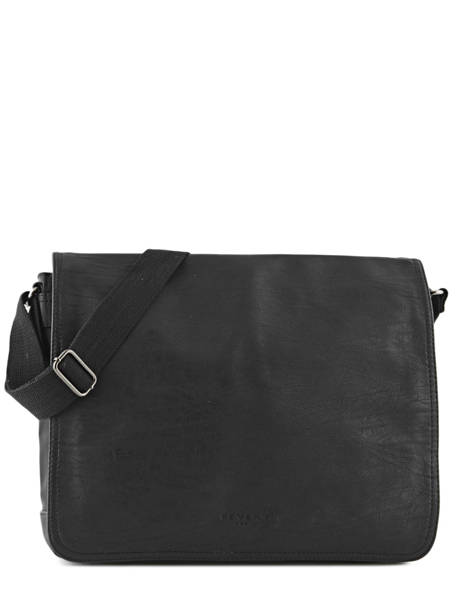 Crossbody Bag A4 Miniprix Black manhattan 819-5A