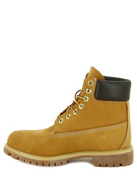 6 Premium Boot Timberland Beige boots / bottines C10061 other view 2