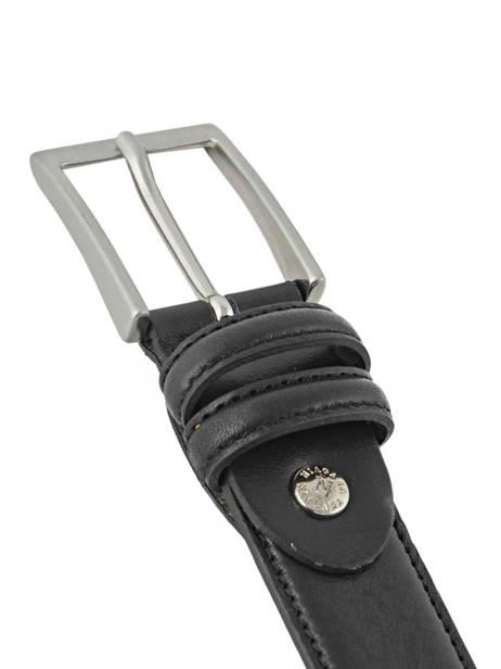 Belt Adjustable Petit prix cuir Black sport 1080T other view 1