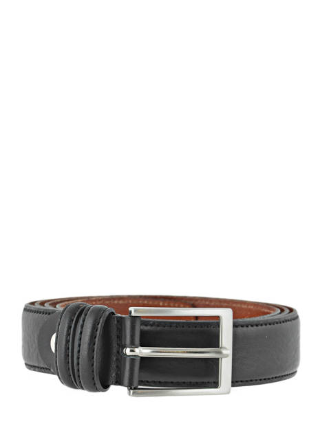 Belt Adjustable Petit prix cuir Black sport 1080T