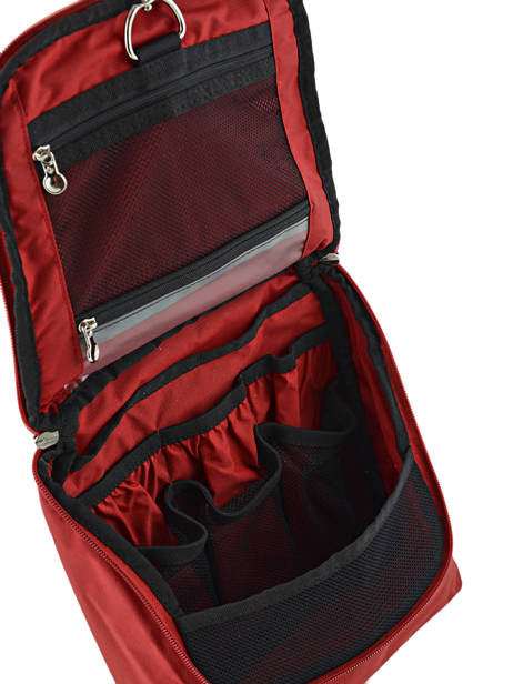Toiletry Kit Samsonite Red accessoires U23501 other view 2