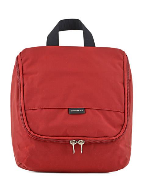 Toiletry Kit Samsonite Red accessoires U23501
