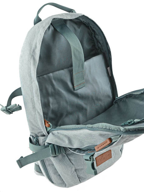 Sac à Dos 1 Compartiment Eastpak Gris pbg core series PBGK201 vue secondaire 6
