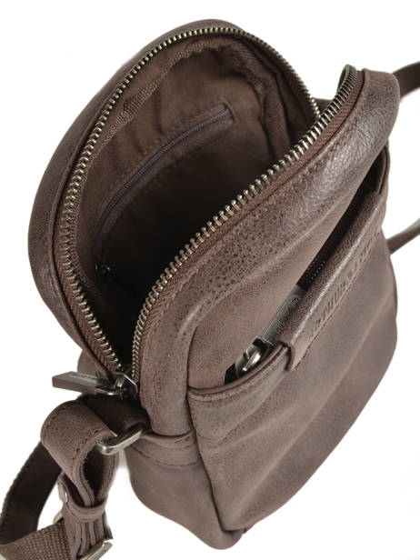 Messenger Bag Arthur et aston Black pierre 1438-25 other view 4