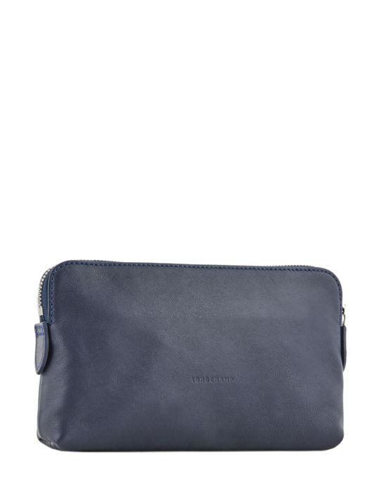 Longchamp Clutches Blue