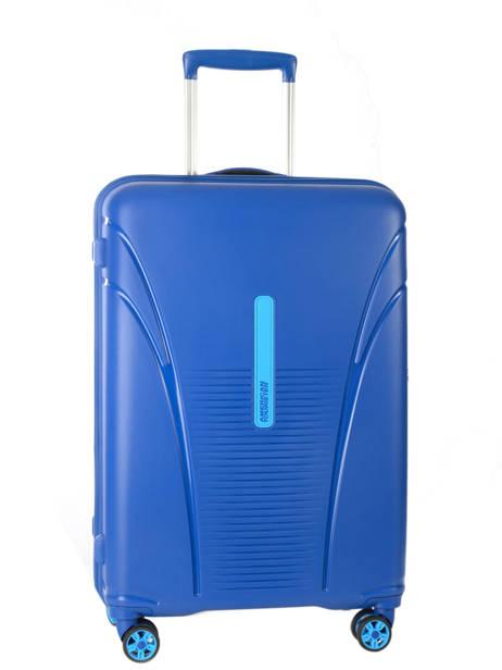 Valise Rigide Skydracer American tourister Bleu skydracer 22G002