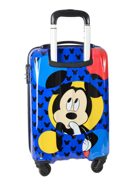 Cabin Luggage American tourister Blue hypertwist 30C901 other view 2