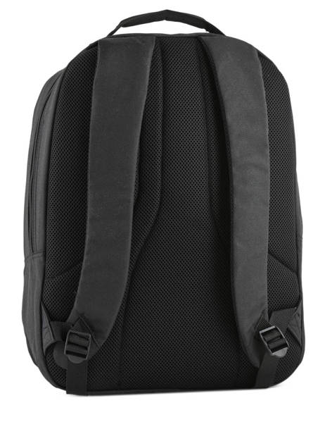Backpack American tourister Black at business 3 59A002 other view 3