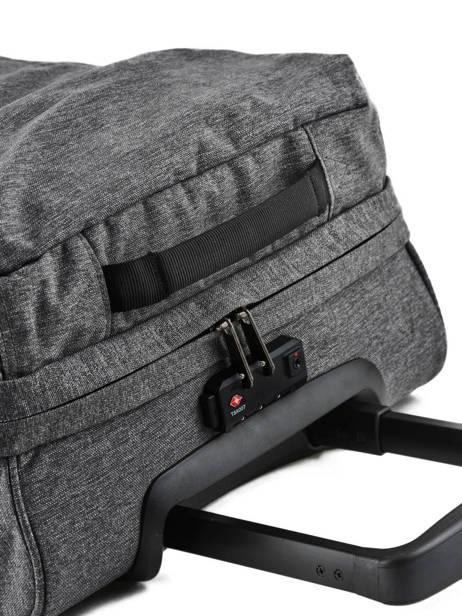 Valise Cabine Souple Eastpak Noir authentic luggage K61L vue secondaire 1