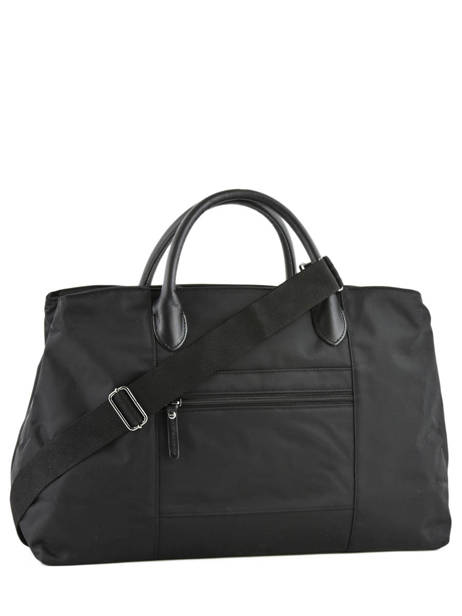 Cabin Duffle Jump Black 6513B other view 3