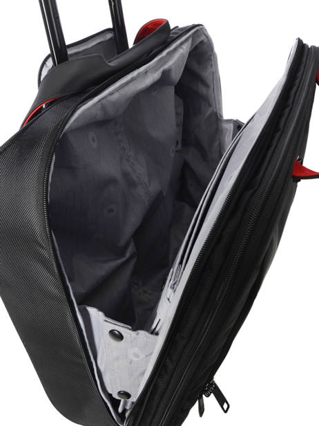 Pilot-case à Roulettes Delsey Noir parvis + 3944451 vue secondaire 6