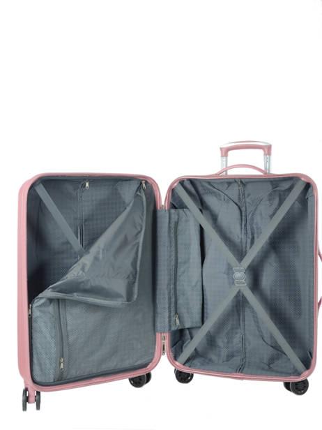 bagages pas chers travel diamond old pink en vente au. Black Bedroom Furniture Sets. Home Design Ideas