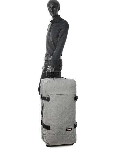 Valise Souple Authentic Luggage Eastpak Gris authentic luggage K63L vue secondaire 2