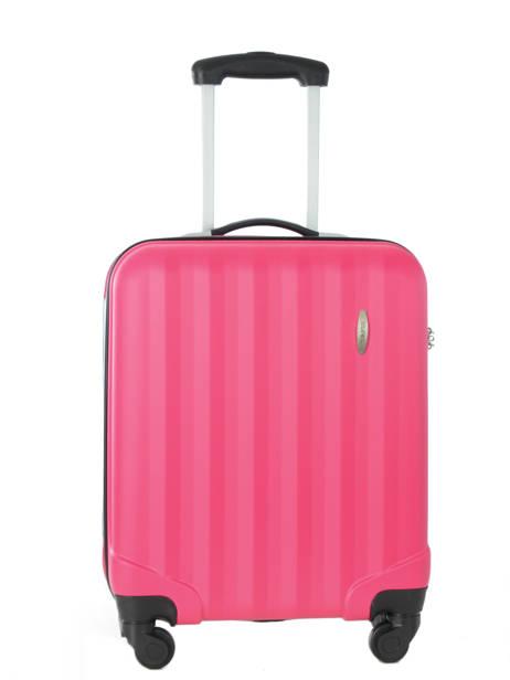 Valise Cabine Rigide Travel Rose barcelone IG1412-S