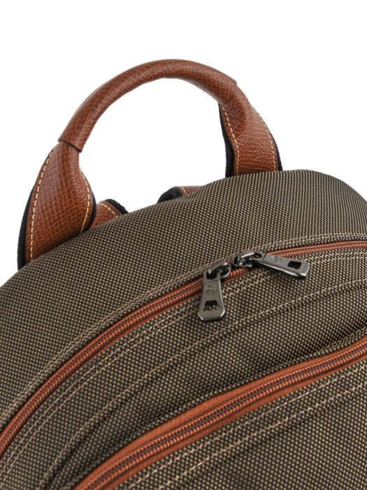 Longchamp Sacs à dos Marron