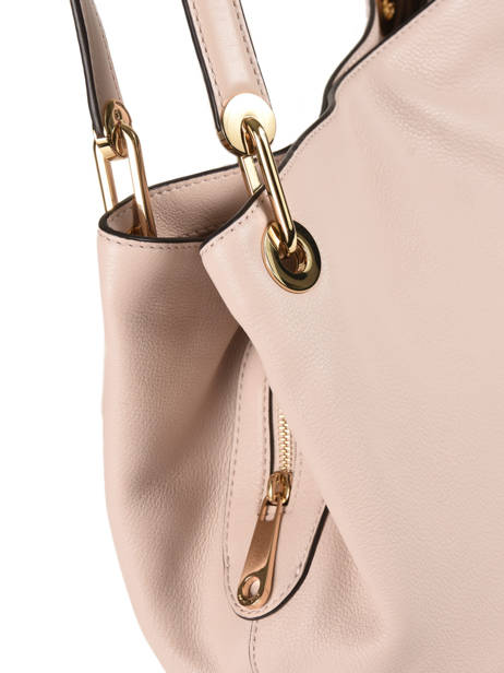 Shopper Raven Leather Michael kors Pink raven H6GRXE3L other view 1