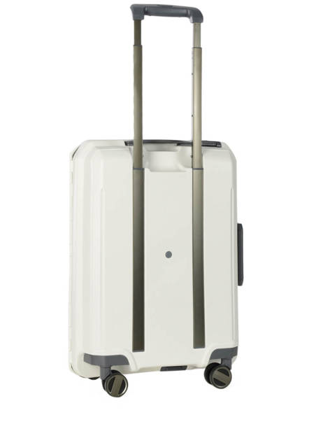 Valise Cabine Range Lock Travel Blanc range lock CDN20 vue secondaire 5