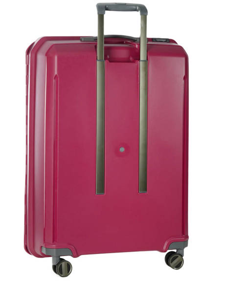 Hardside Suitcase Range Lock Travel Pink range lock CDN28 other view 5