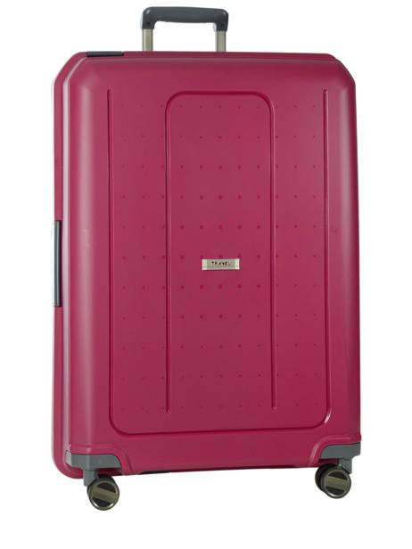 Hardside Suitcase Range Lock Travel Pink range lock CDN28