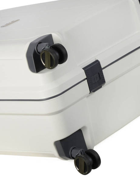 Valise Rigide Range Lock Travel Blanc range lock CDN28 vue secondaire 3