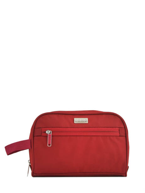 Toiletry Kit Jump Red toledo2 soft TL07