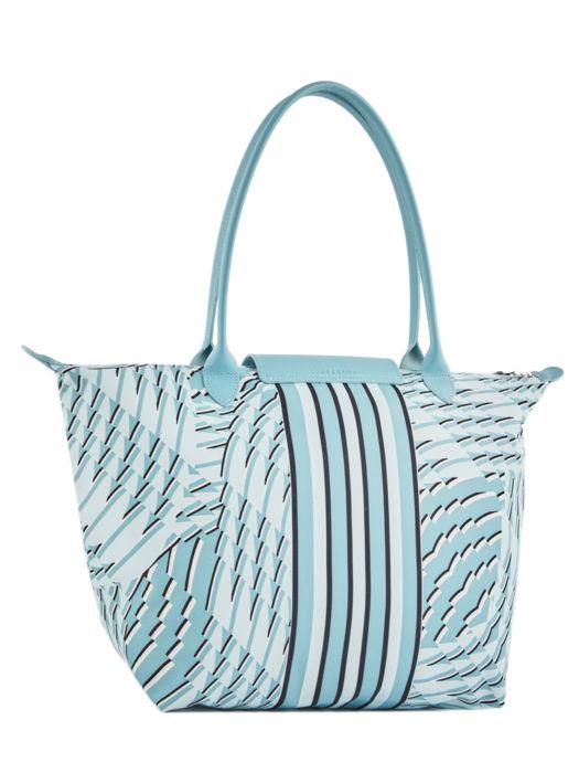 Longchamp Besaces Bleu
