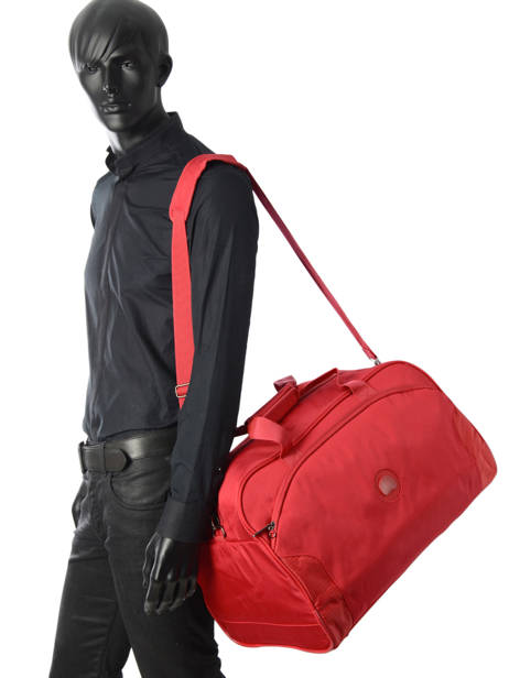 Cabin Duffle Ulite Classic 2 Delsey Red ulite classic 2 3246410 other view 2