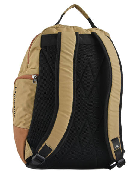 Backpack 15'' Laptop With Free Wallet Quiksilver Brown youth access QYBP341Q other view 3