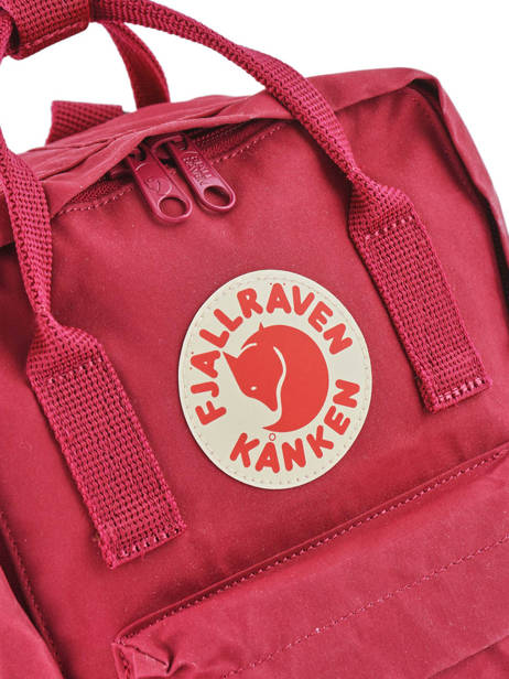 Sac à Dos Kånken 1 Compartiment Fjallraven Rose kanken 23561 vue secondaire 1