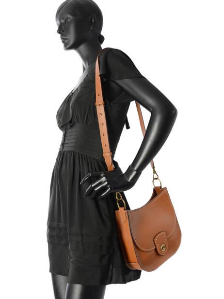 Shoulder Bag Millbrook Leather Lauren ralph lauren Beige millbrook 31687503 other view 2