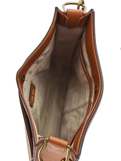 Shoulder Bag Millbrook Leather Lauren ralph lauren Beige millbrook 31687503 other view 4