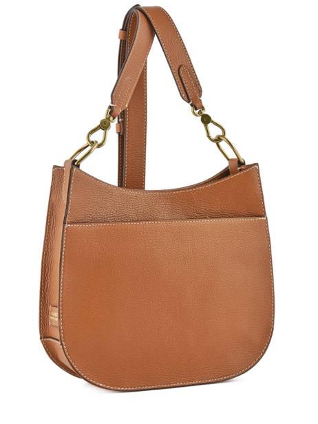 Shoulder Bag Millbrook Leather Lauren ralph lauren Beige millbrook 31687503 other view 3