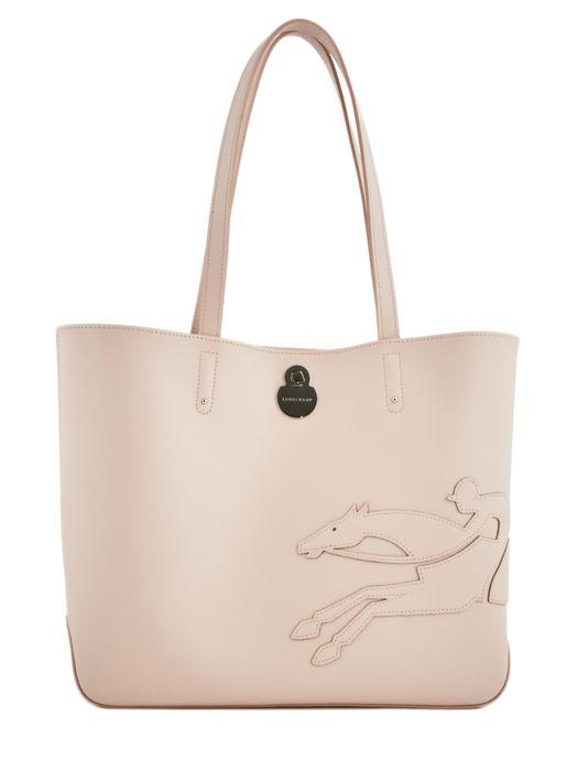 Longchamp Shop-it Besaces Rose
